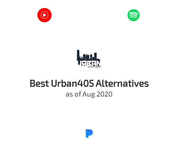 Best Urban405 Alternatives