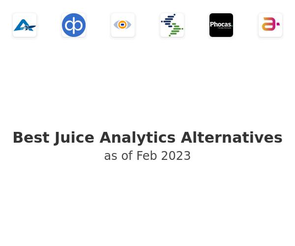 Best Juice Analytics Alternatives