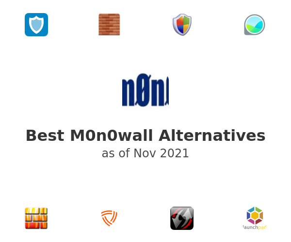 Best M0n0wall Alternatives