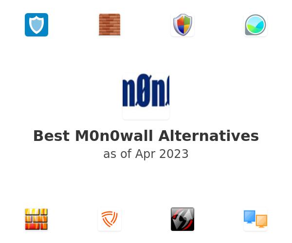 Best M0n0wall Alternatives