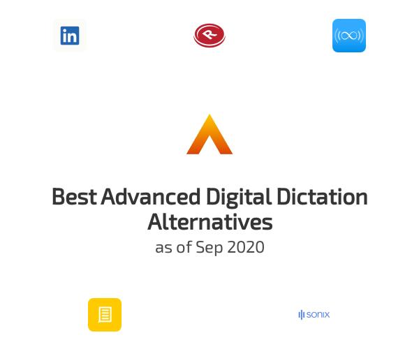 Best Advanced Digital Dictation Alternatives