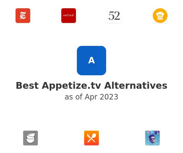 Best Appetize.tv Alternatives