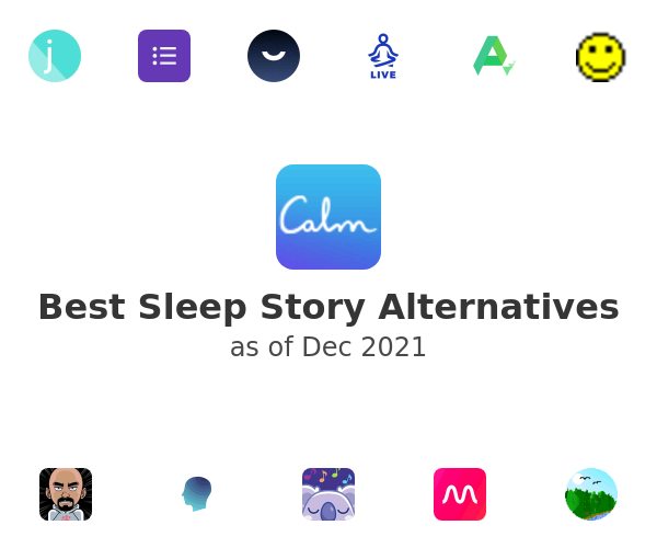 Best Sleep Story Alternatives