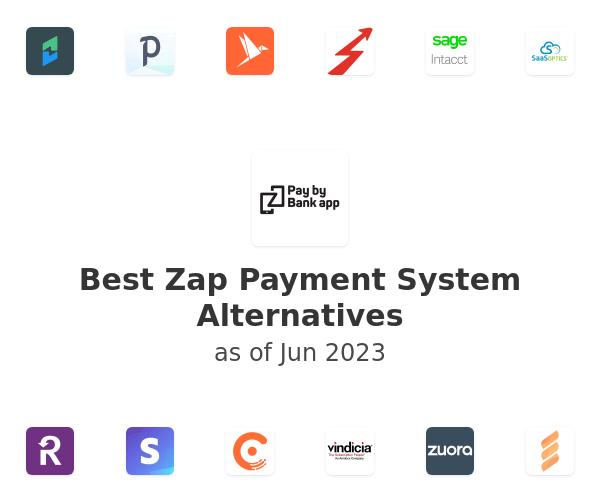Best Zap Payment System Alternatives