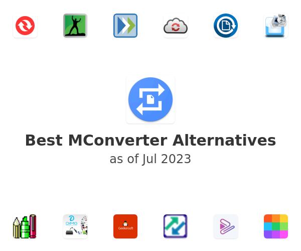 Best MConverter Alternatives