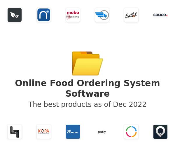 Online Food Ordering System Software