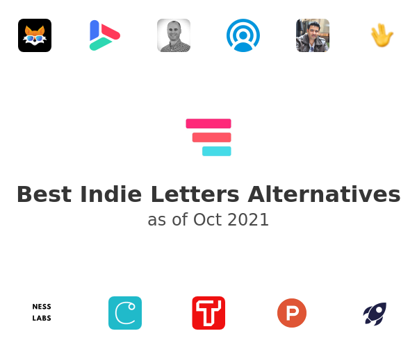 Best Indie Letters Alternatives