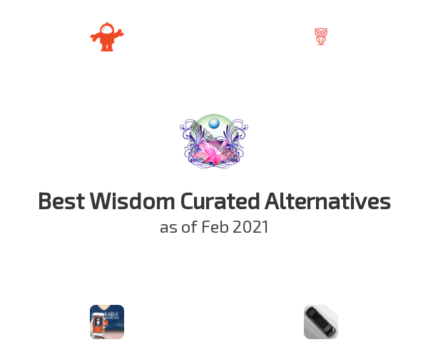Best Wisdom Curated Alternatives