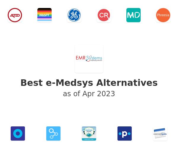 Best e-Medsys Alternatives