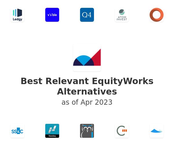 Best Relevant EquityWorks Alternatives
