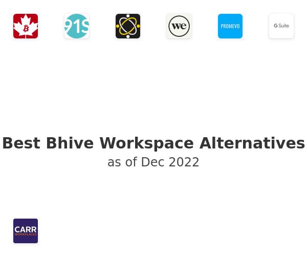 Best Bhive Workspace Alternatives