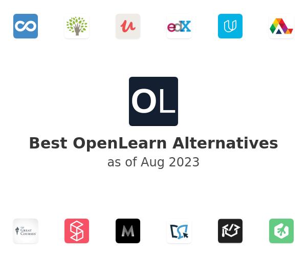 Best OpenLearn Alternatives
