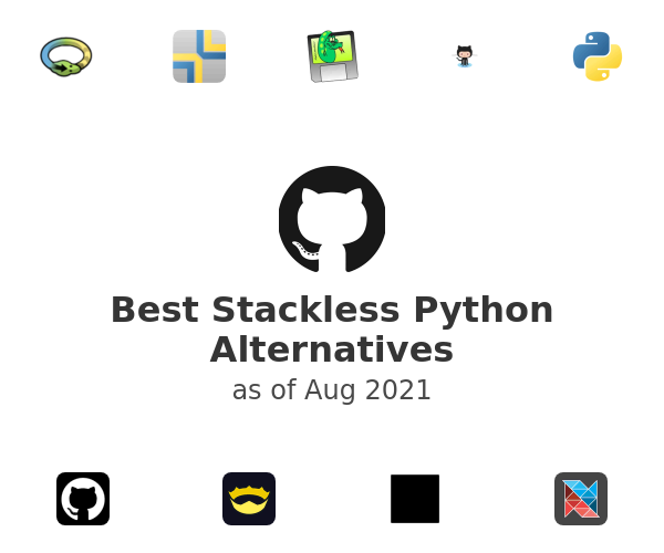 Best Stackless Python Alternatives