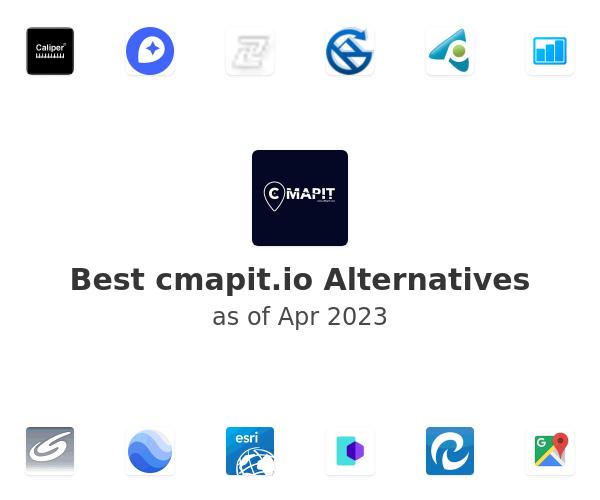 Best cmapit.io Alternatives