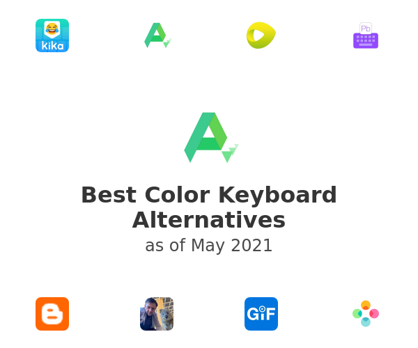 Best Color Keyboard Alternatives