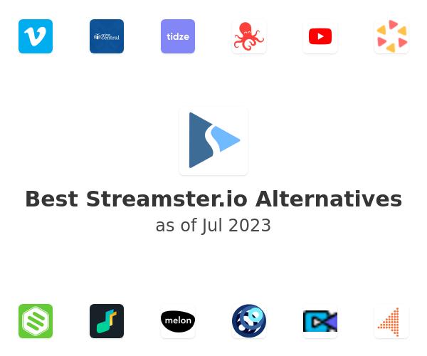 Best Streamster.io Alternatives