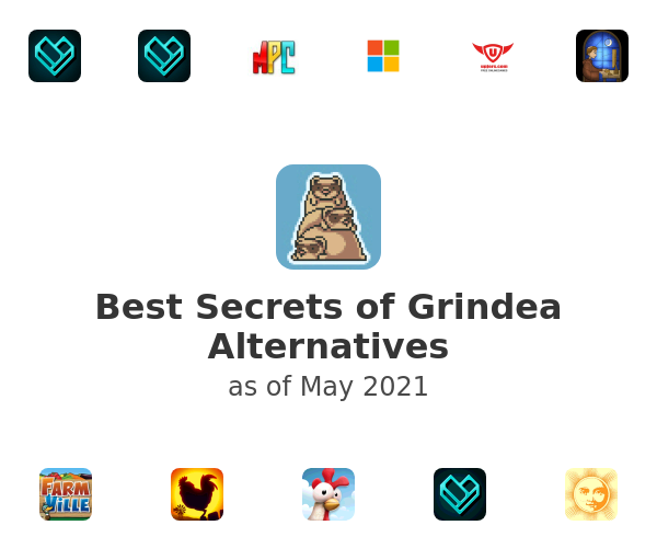 Best Secrets of Grindea Alternatives
