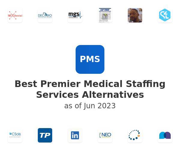 Best Premier Medical Staffing Services Alternatives