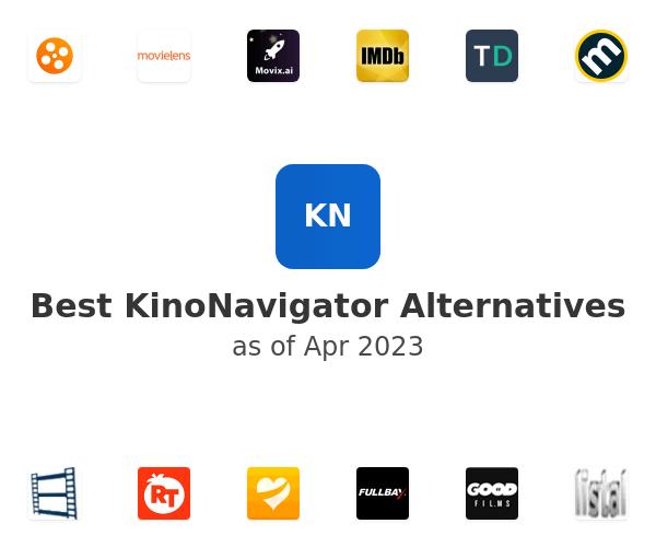 Best KinoNavigator Alternatives