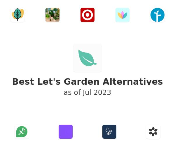 Best Let's Garden Alternatives