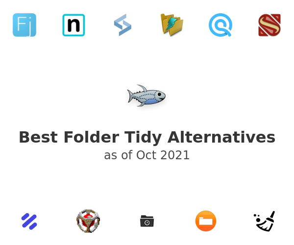 Best Folder Tidy Alternatives