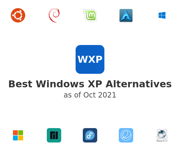 Best Windows XP Alternatives