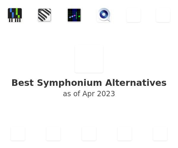 Best Symphonium Alternatives