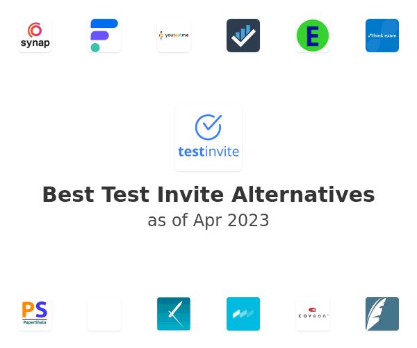 Best Test Invite Alternatives