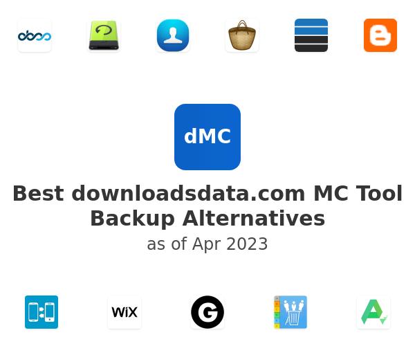 Best MC Tool Backup Alternatives