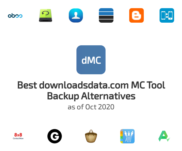 Best downloadsdata.com MC Tool Backup Alternatives