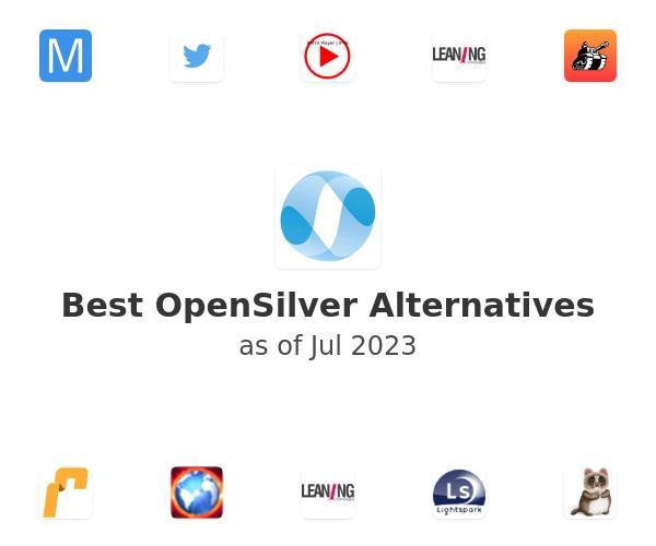 Best OpenSilver Alternatives