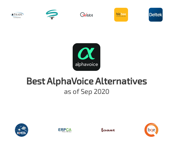 Best AlphaVoice Alternatives