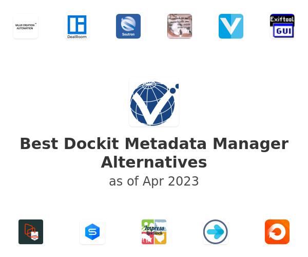 Best Dockit Metadata Manager Alternatives