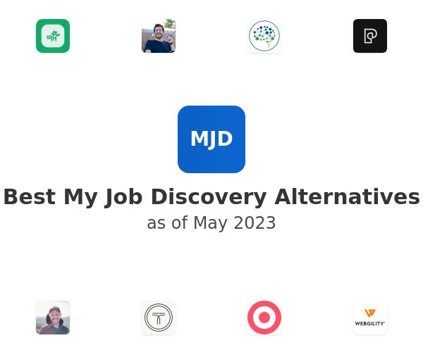 Best My Job Discovery Alternatives