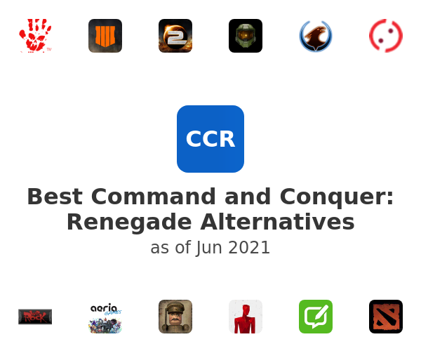 Best Command and Conquer: Renegade Alternatives