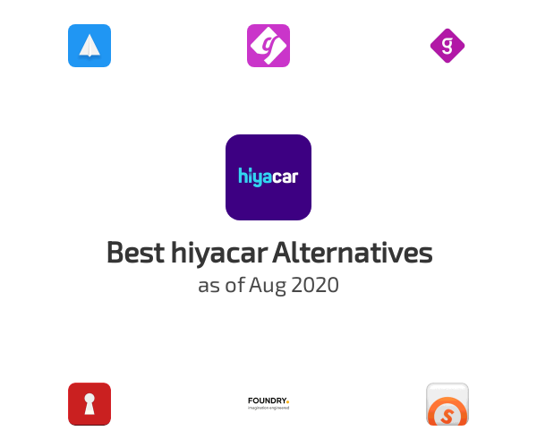 Best hiyacar Alternatives