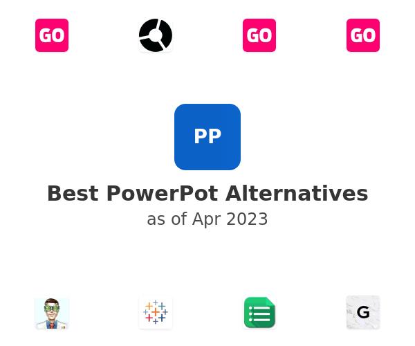 Best PowerPot Alternatives