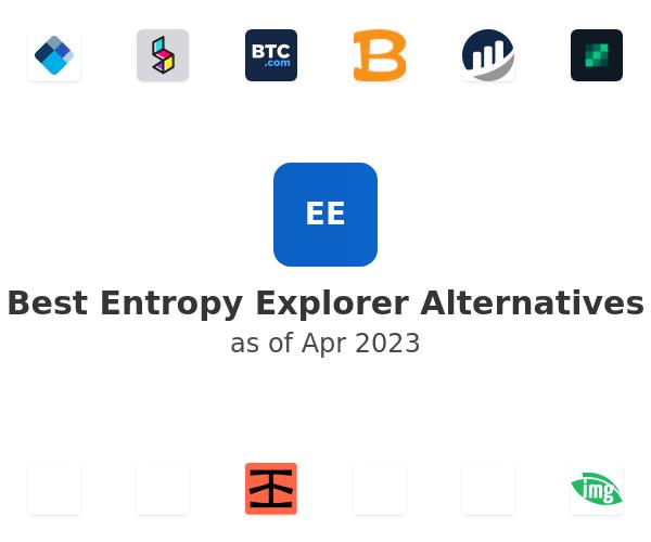 Best Entropy Explorer Alternatives