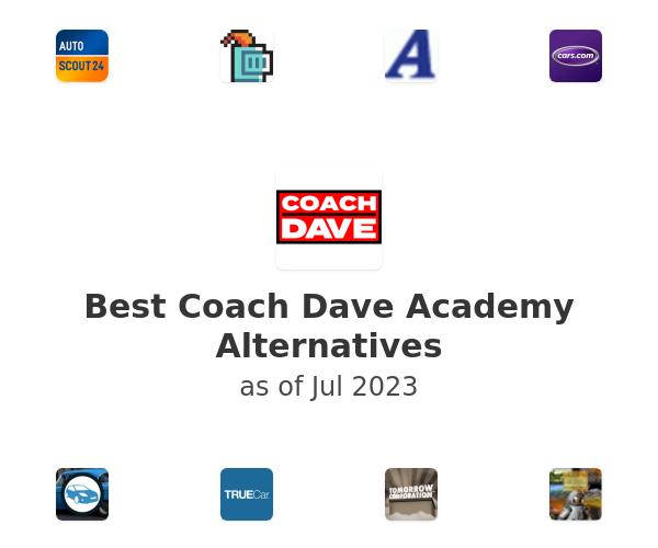 Best Coach Dave Academy Alternatives