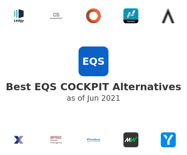 Best EQS COCKPIT Alternatives