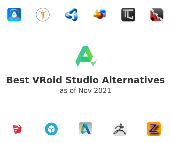 Best VRoid Studio Alternatives