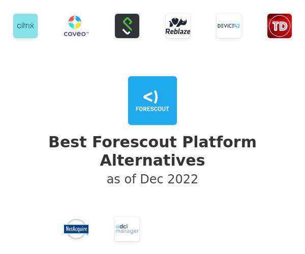 Best Forescout Platform Alternatives