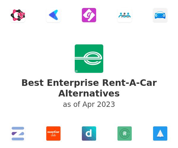 Best Enterprise Rent-A-Car Alternatives