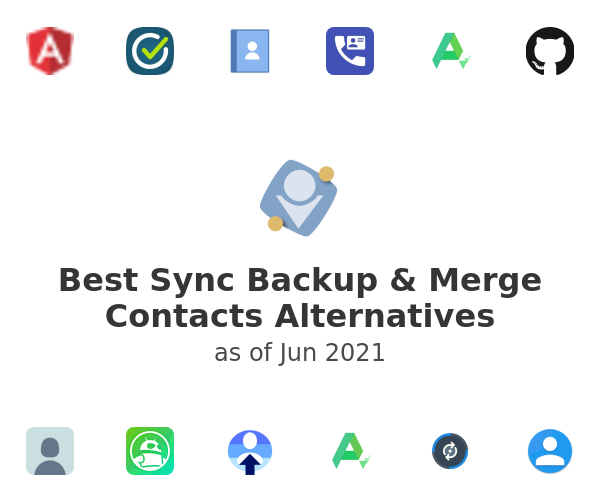 Best Sync Backup & Merge Contacts Alternatives