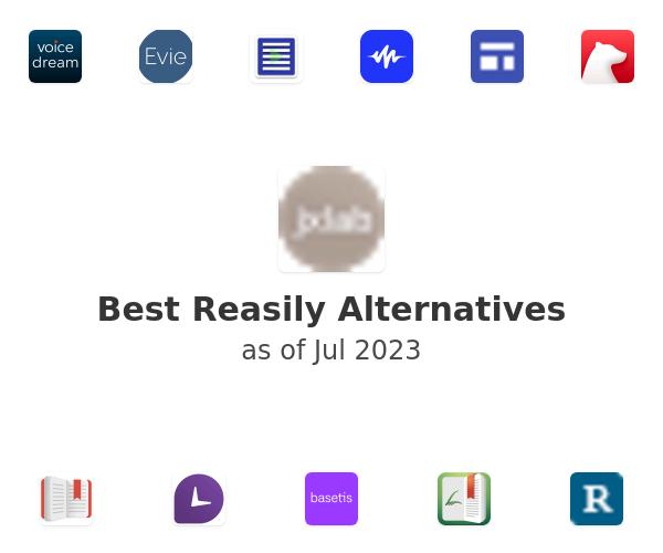 Best Reasily Alternatives