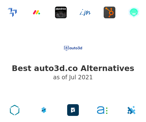 Best auto3d.co Alternatives