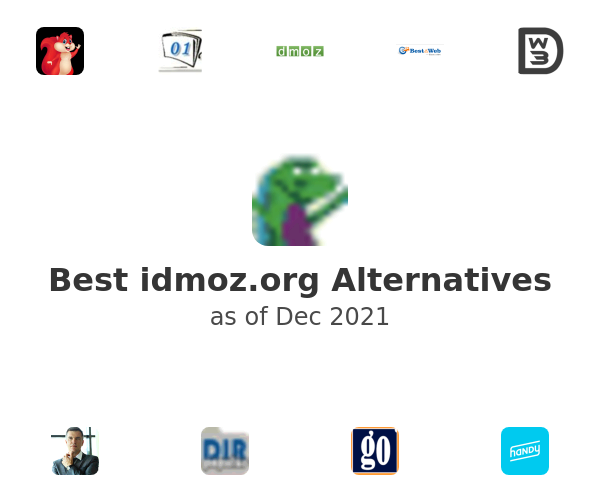 Best idmoz.org Alternatives