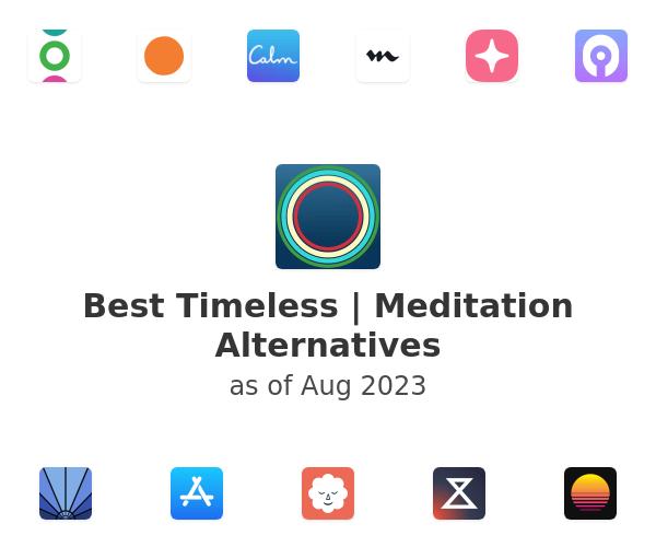 Best Timeless | Meditation Alternatives