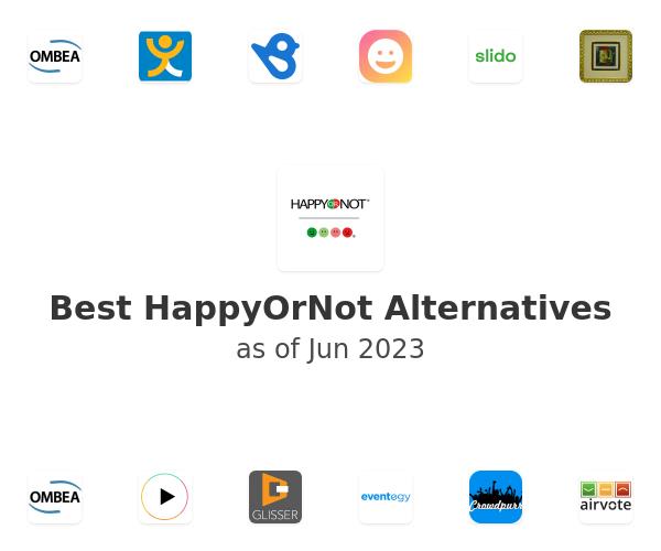 Best HappyOrNot Alternatives