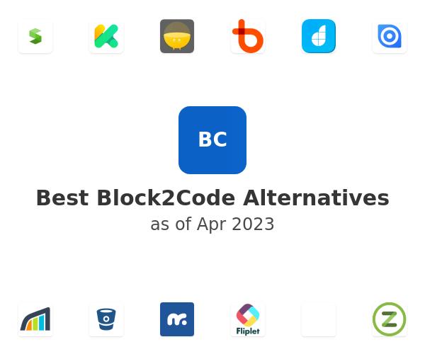 Best Block2Code Alternatives